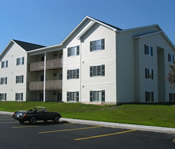 SNOWBIRD'S LANDING: Senior Living Apartments. 758 and 922 State Fair Blvd., Syracuse, NY 13209