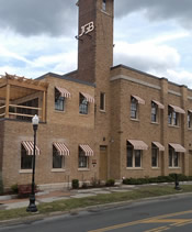 THE FIREHOUSE: JGB Properties' new office building. 238 West Division Street, Syracuse, NY 13204