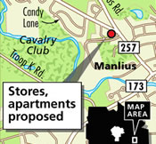 Work on $5 million retail-office-apartment development in Manlius expected to start in March